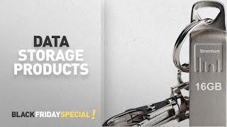 Black Friday Data Storage: Strontium Ammo 16GB 2.0 USB Pen Drive (Silver)
