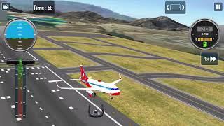 Airplane Real Flight Simulator 2019: Pro Pilot 3D screenshot 4
