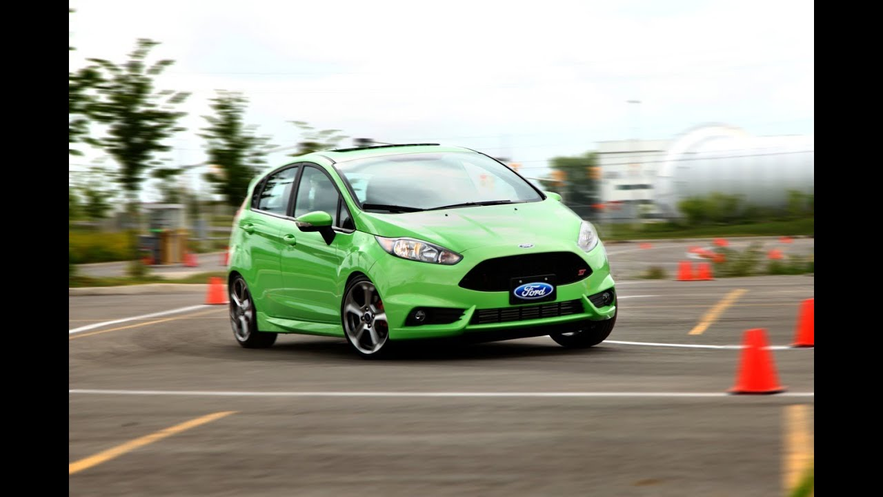2014 ford fiesta st review