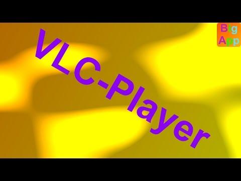 VLC-Player - Videos konvertieren