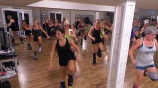 Kangoo Dance with Becky - Bush Party