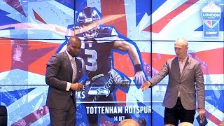 Mouthwatering London NFL Clashes Revealed