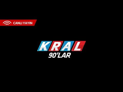 Kral 90'lar Radyo - Canlı Yayın