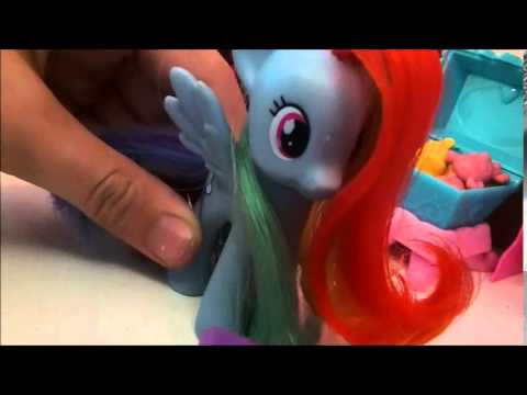 Rainbow Dash Goes To A Tattoo Parlor