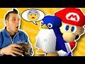 Best of Super Mario 64 - SM64 FUNNY MOMENTS!