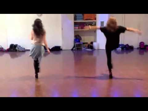 Beyonce - Crazy In Love Choreography
