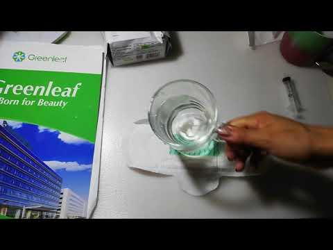 Тестирование женских прокладок Гринлиф Greenleaf