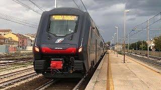I NUOVISSIMI Treni ROCK di Trenitalia (ETR.521) sempre più protagonisti nelle Marche!