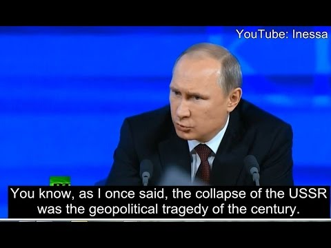 Putin: Are you Russian, or Russian-at-heart? Come home!