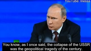 Putin: Are you Russian, or Russian-at-heart?