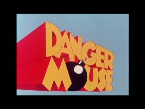 Danger Mouse Opening and Closing Credits and Theme Song