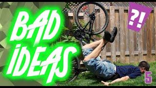 BAD IDEAS - Ultimate fails compilation episode 5