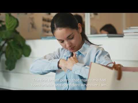 Elvie Pump - The World's First Silent Wearable Breast Pump