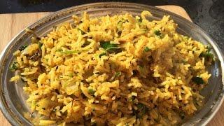 Lemon Rice (restaurant Style)