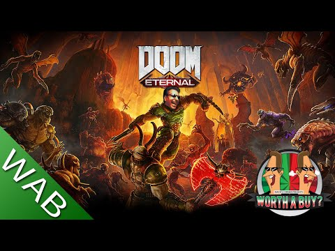 Doom Eternal Review - Best FPS ever?