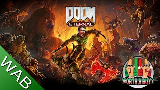 Doom Eternal Review - Best FPS ever? (Video Game Video Review)