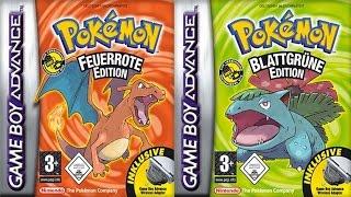 Route 1 - Pokémon Feuerrot & Blattgrün [Audio]