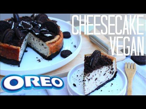 cheesecake-vegan-aux-oreos-|-végétalien