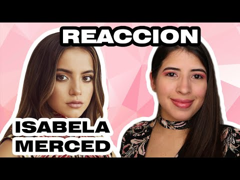 ISABELA MERCED- PAPI REACCION   Zulennis Camilo