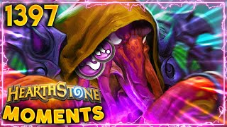 Baiting Hunters With MAGE SECRETS As A Rogue   Hearthstone Daily Moments Ep.1397