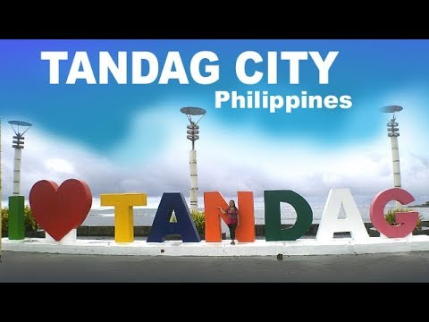 TANDAG CITY | Have Great Stroll | Boulevard Vlog | Philippines