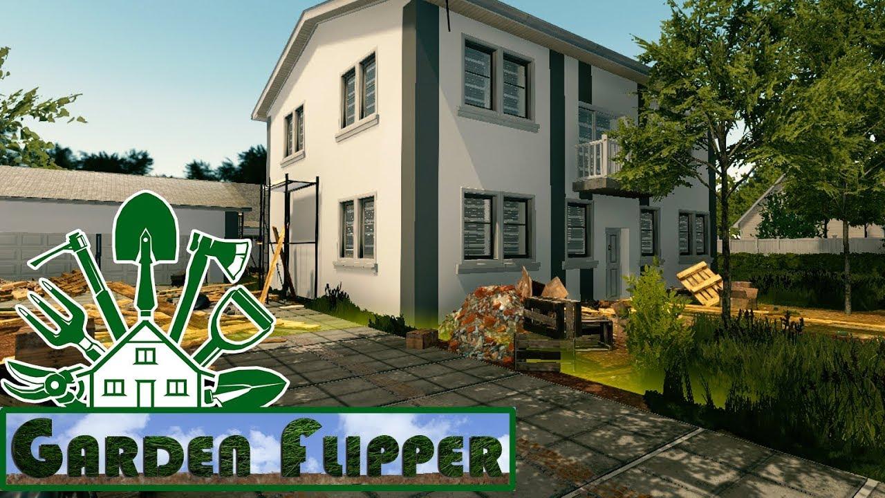 Garden Flipper 16 Aufraumen Nach Dem Neubau Eines Hauses House Flipper Dlc Youtube