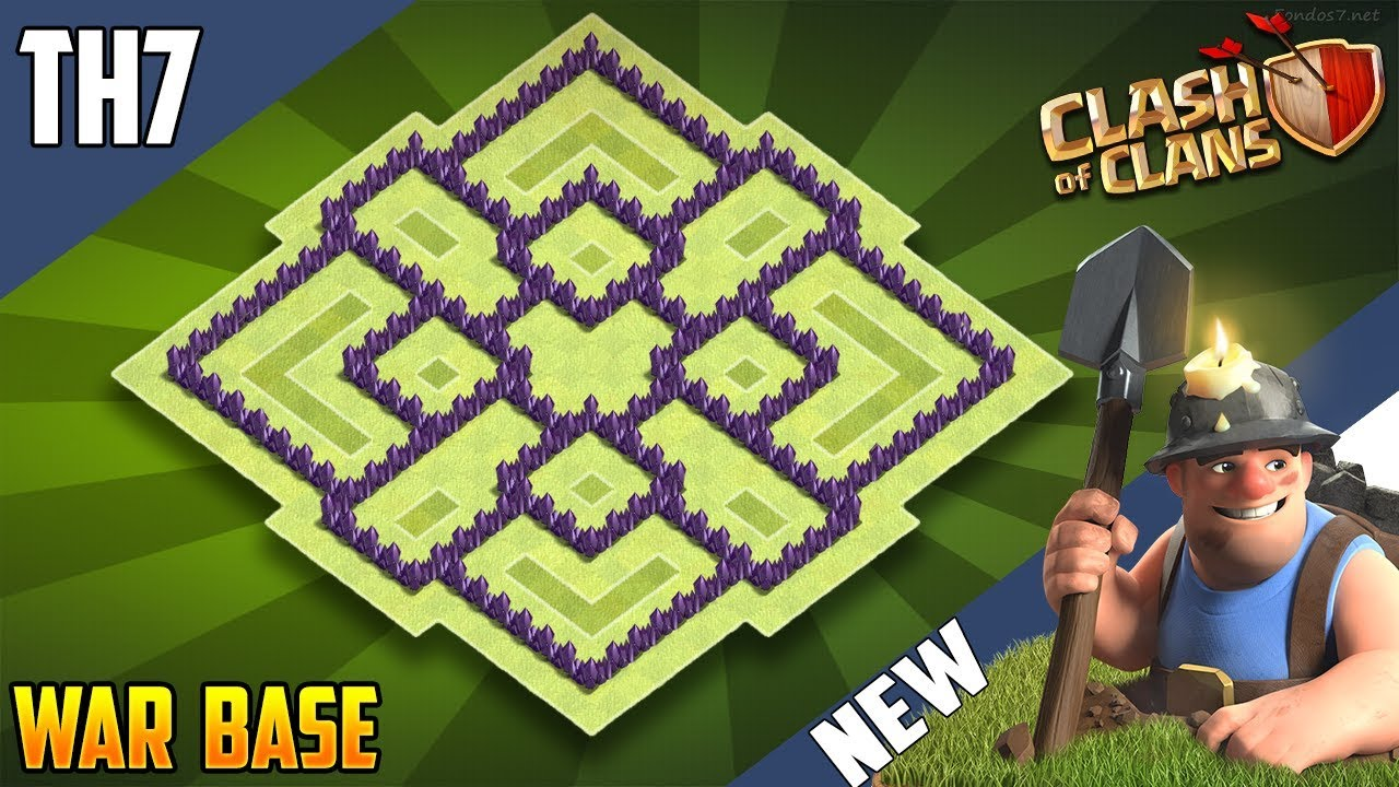 Th 7 Best Defense War Base 1