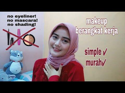 makeup-sebelum-berangkat-kerja- -simple-murah