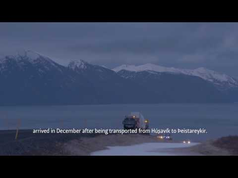 Þeistareykir Geothermal Project – Construction Progress 2016