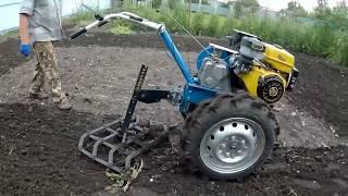 видео Борона / Передовые технологии / Земледелие, химизация и агроэкология