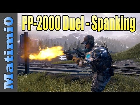 Silent PP-2000 Duel