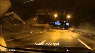 Cesta do Chorvatska 2015 - Olomouc -Omiš-Staniči