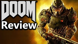 Doom Review - PS4/Xbox One/PC (Video Game Video Review)