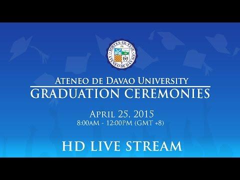 2015 Graduate School & College of Law Graduation