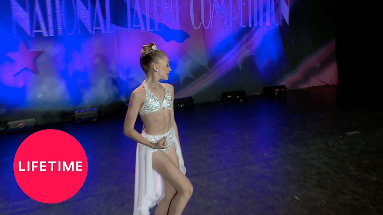 """Download Dance Moms: Full Dance: Brynn's """"Winner Takes All"""" Solo (Season 7, Episode 14)   Lifetime"""