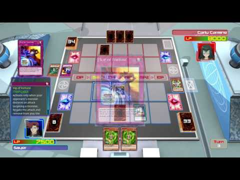 Let's Play Yu-Gi-Oh Legacy of the Duelist Part 62: Digging Deeper |