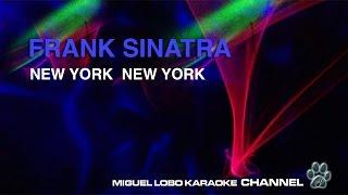 Baixar FRANK SINATRA - NEW YORK - Karaoke Channel Miguel Lobo