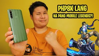 REALME 6i FULL REVIEW - PHP8K NA PANG MOBILE LEGENDS