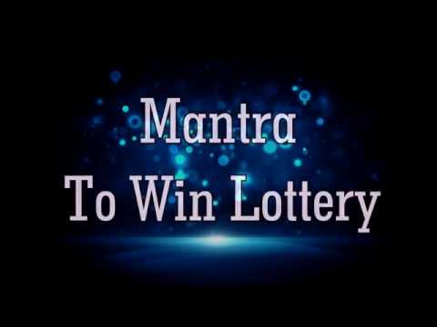 Mantra To Win Lottery - Power Lakshmi Mantra to win in Lottery