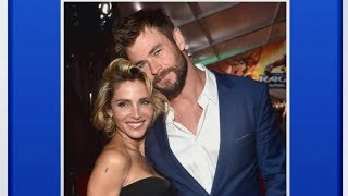 'GMA' Hot List: Chris Hemsworth opens up about the 'onscreen chemistry' with his wife in '12 Strong'
