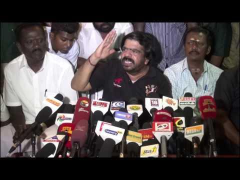 T. Rajendar Comedy 2016 - TR Takes on Kalaignar , Vaiko, Vijayakanth & Simbu's Wedding  -~-~~-~~~-~~-~- Please watch: