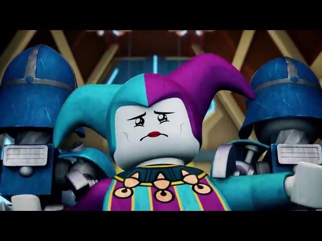 LEGO® NEXO KNIGHTS - ДЖЕСТРО ПЛОХОЙ.. ОЧЕНЬ-ОЧЕНЬ ПЛОХОЙ