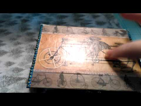 Steampunk Trinket Box