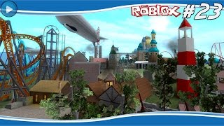 MOST BEAUTIFUL ROBLOX AMUSEMENT PARK EVER? -ROBLOX #23