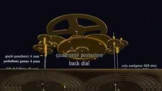 Антикитерский механизм полная реконструкция...(Полная компьютерная реконструкция древнего антикитерского механизма...Full computer reconstruction of the ancient antikythera ..., 2015-11-17T01:09:43.000Z)