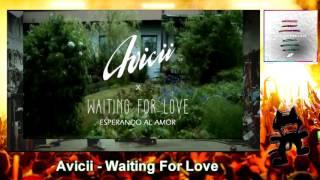 Avicii - Waiting for Love (Sub. Español) + Video HD y CD [MP3] (descarga/download)