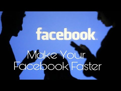 How To Make Your Facebook Faster || Easy Trick ||