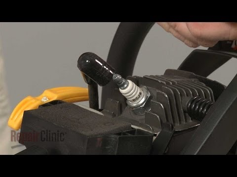 Spark Plug - Homelite Chainsaw