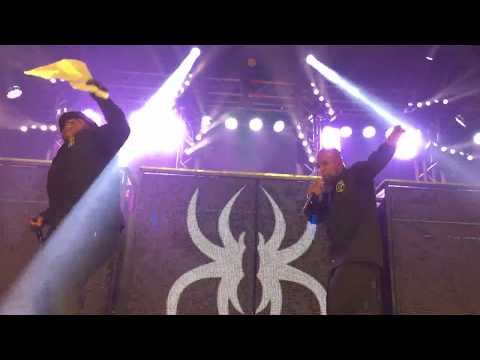 3 - B.I.T.C.H. & No Can Do - Tech N9ne & Krizz Kaliko (Live in Raleigh, NC - 05/08/17)