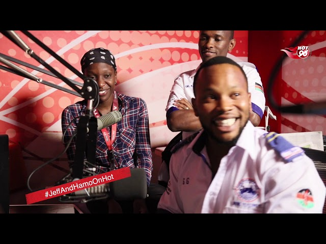 Hangout Friday with The Kenya Super bikes Team